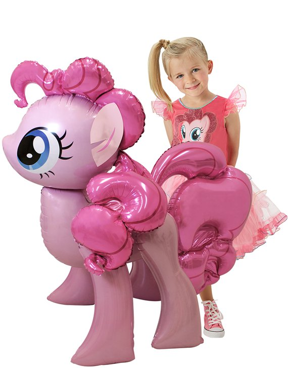 Palloncino Airwalker My Little Pony - 120 cm