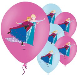 Frozen Disney - Palloncini in lattice 28 cm