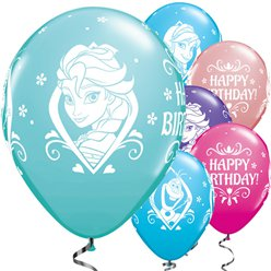 Palloncini in lattice Frozen Disney - 28 cm