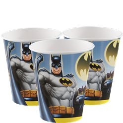Batman - Bicchieri di carta 255 ml