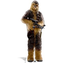 Sagoma di cartone Chewbacca Star Wars- 1,93 m