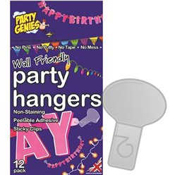 Ganci per feste Party Genies