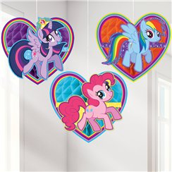 Sfere di carta My little pony