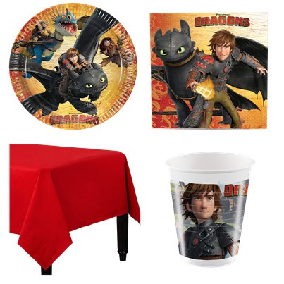 Set festa confezione risparmio How to train your dragon