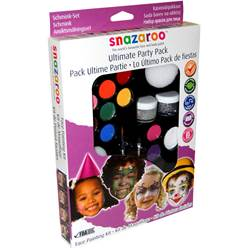 Kit per face painting Snazaroo - 50 facce