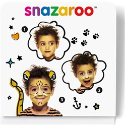 Mini Kit per face painting da Tigre Snazaroo