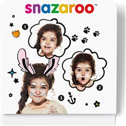 Mini Kit per face painting da Coniglio Snazaroo