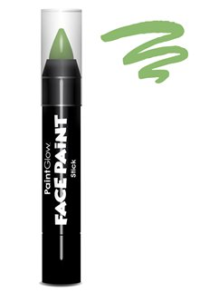 Colore in stick per face painting - Verde 3,5 gr