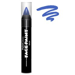 Colore in stick per face painting - Blu 3,5 gr