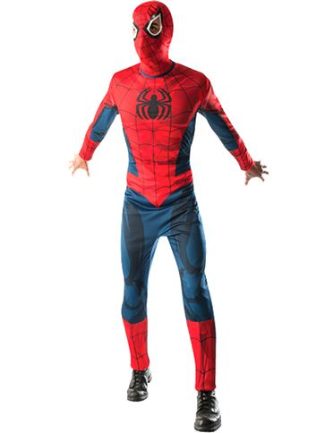 Spider Man - Costume Adulto front