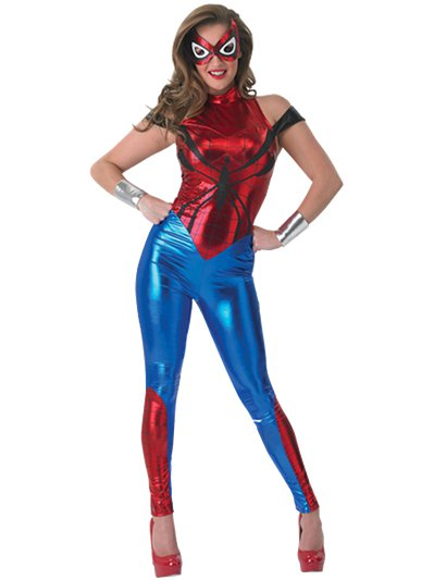 Spider Girl - Costume Adulto