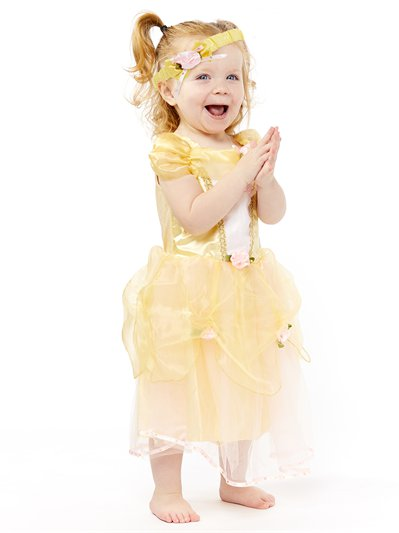 Belle Disney - Costume baby