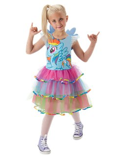 Rainbow Dash My Little Pony - Costume Bambino