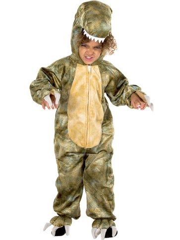 T-Rex - Costume Bambino front