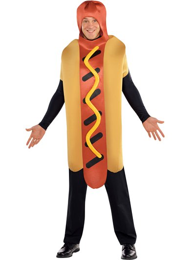 Hot dog - Costume adulto