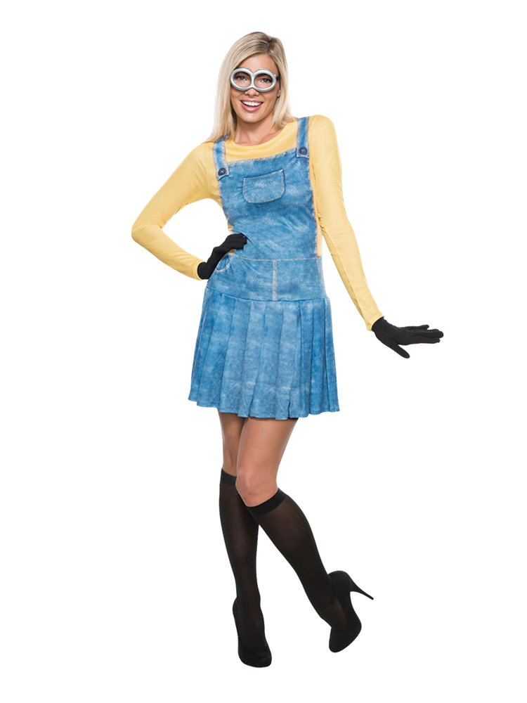 half off 7bb6d 684ee Minion Femmina - Costume Adulto | Party City