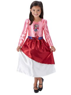 Mulan version fiaba - Costume Bambina