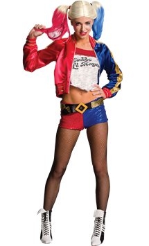 Harley Quinn Deluxe - Costume adulto