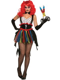 Ragazza Clown Malvagia - 46-48