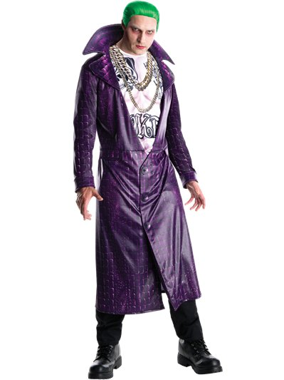 Joker Deluxe - Costume Adulto