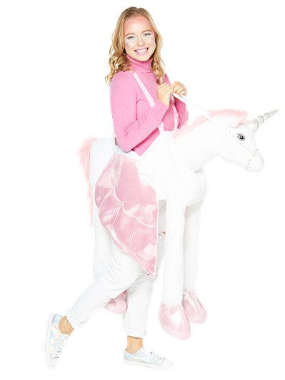 In groppa all'Unicorno - Costume Adulto