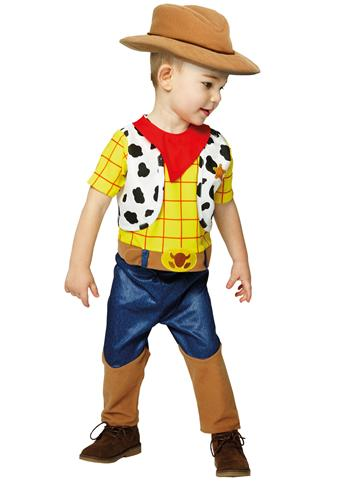 Woody - Costume Baby back