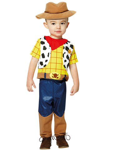 Woody - Costume Baby front