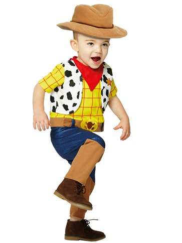 Woody - Costume Baby left