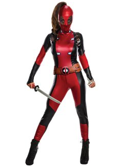 Ragazza Deadpool