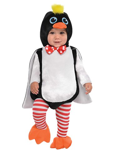 Pinguino Waddles - Costume baby front