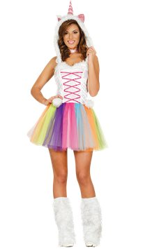 Unicorno - Costume Adulto