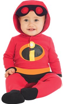 Tutina Incredibili - Costume baby