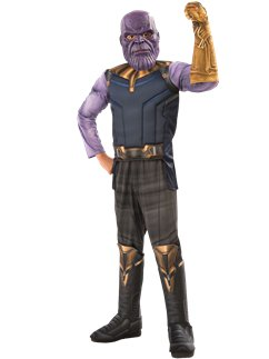 Thanos Infinity War deluxe - 3-4 anni