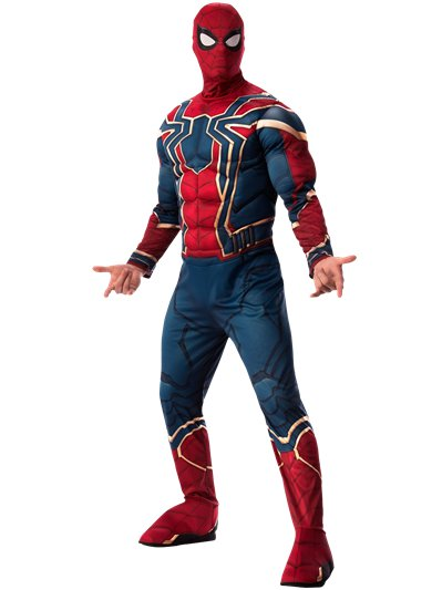 Iron Spider-Man Infinity War Deluxe - 54