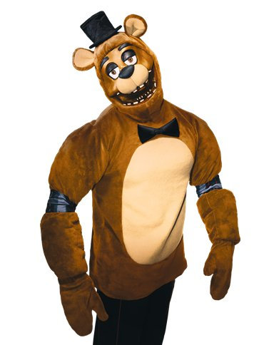 Five Nights at Freddys - Costume adulto front