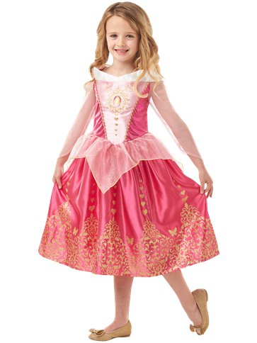 Bella Addormentata Disney Deluxe Costume Bambina Party City