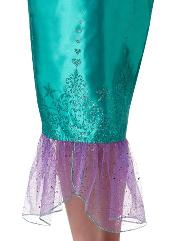 Ariel Disney deluxe - Costume bambina back