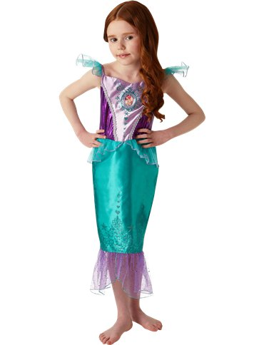 Ariel Disney deluxe - Costume bambina front