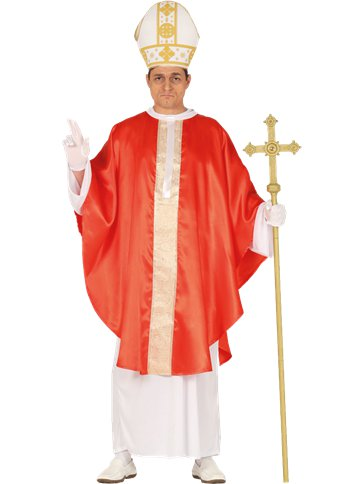 Papa - Costume adulto front