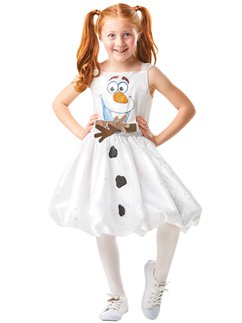 Vestito da Olaf animato Frozen 2 Disney