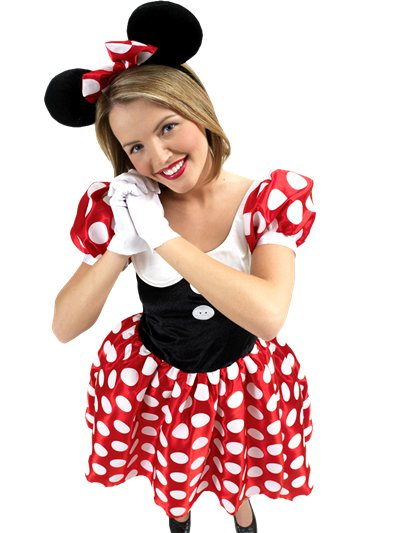 Minnie - Costume Adulto