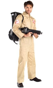 Ghostbuster - Costume Adulto