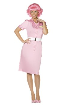 Frenchy Grease - Costume adulto