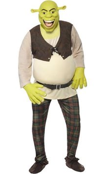 Shrek - Costume Adulto