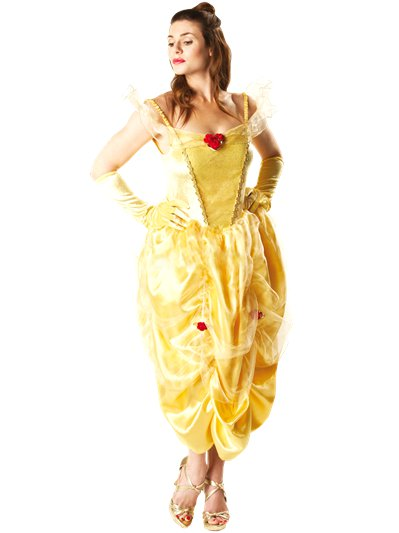 Belle - Costume Adulto