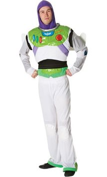 Buzz Lightyear - Costume per adulto