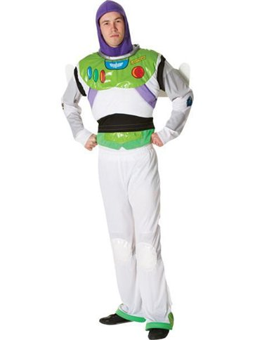 Buzz Lightyear - Costume per adulto front