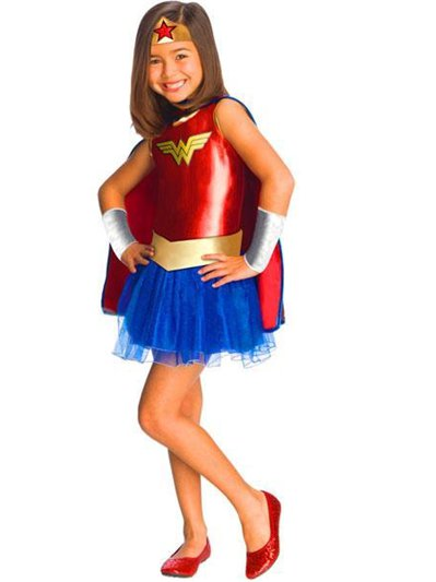 Wonder Woman - Costume bambina
