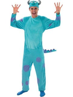 Sulley di Monsters University Deluxe