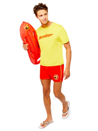 Baywatch - Costume Adulto